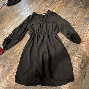 Ardene Black Large Dress